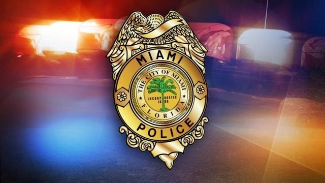 City of Miami Police Department Badge