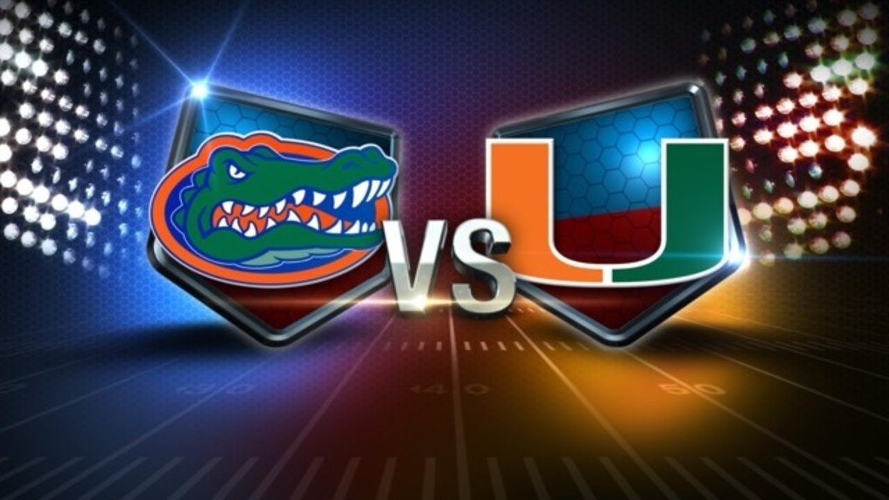 gators  hurricanes to open 2019 in orlando u0026 39 s citrus bowl