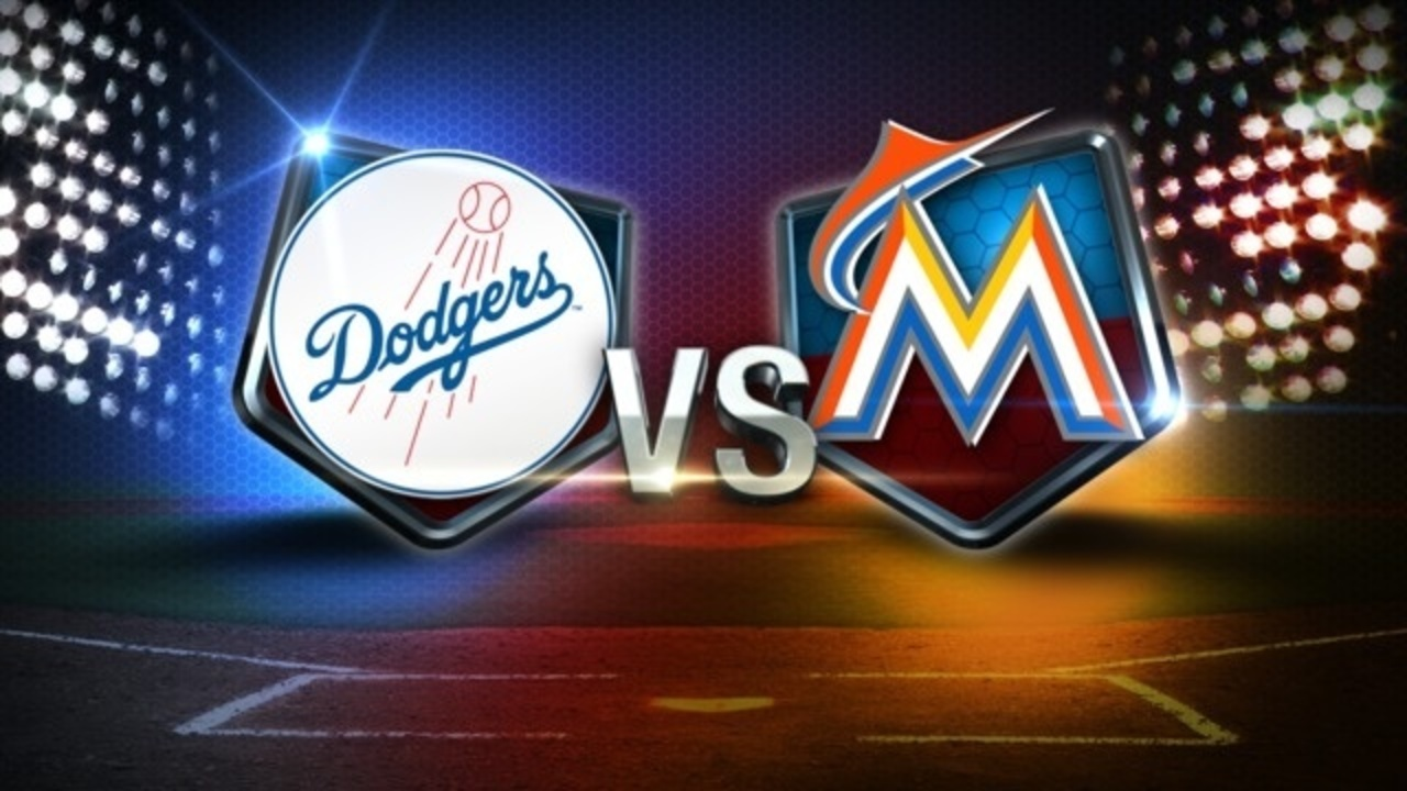 Marlins rally past Dodgers