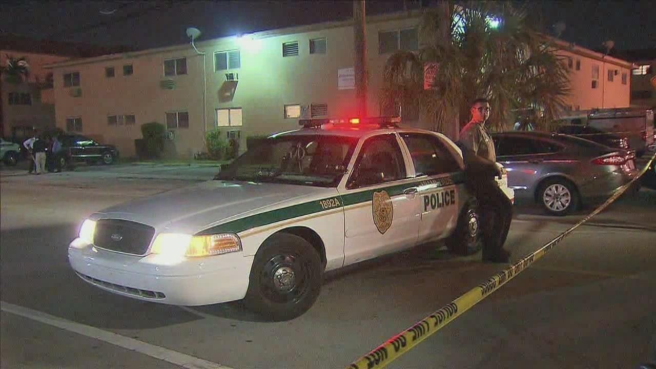 Miami Beach Shooting News