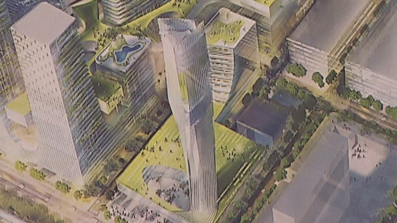 Residents Wary About 630 Foot Tower To Be Built Near Overtown