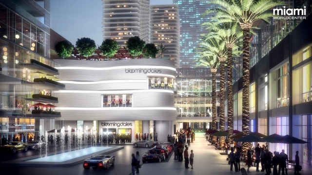 Miami Worldcenter Reduces Project S Retail Space
