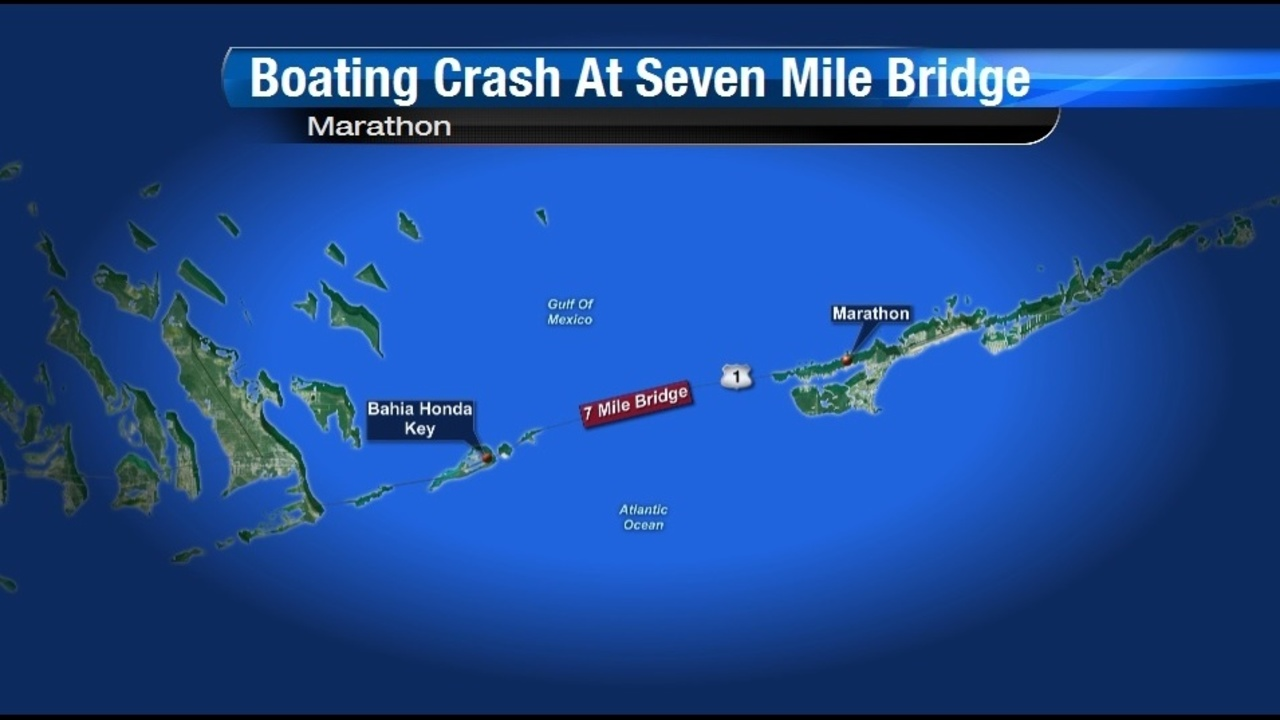 map of dade county florida with 6 Injured When Boat Crashes Into Seven Mile Bridge on Index besides Miami Dade  te moreover Python Hunters Capture 10 Snakes In South Florida In 10 Days in addition Burger King besides Fort Lauderdale  Florida.