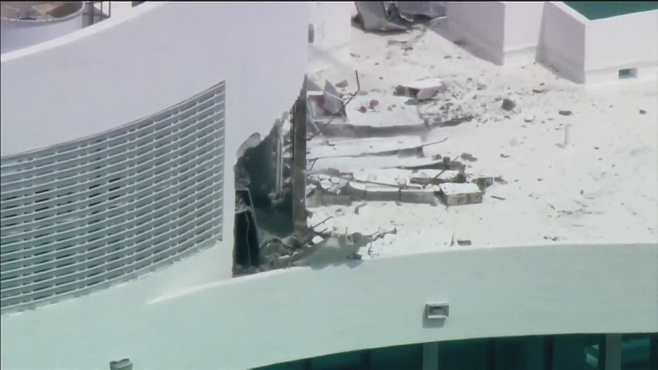 Video Shows Sunny Isles Beach High Rise Condo Explosion