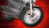 Motorcyclist hospitalized after hitting limo, officials say