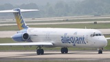 Allegiant Air flight diverted to Fort Lauderdale because of turbulence