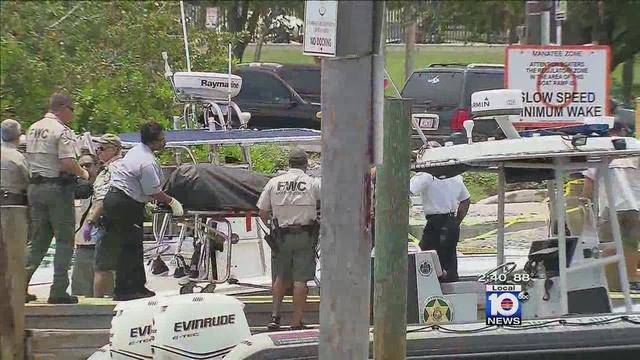 Boat accident investigation