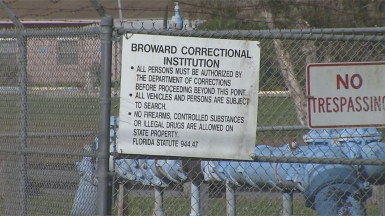 Broward County Jail Inmate Search