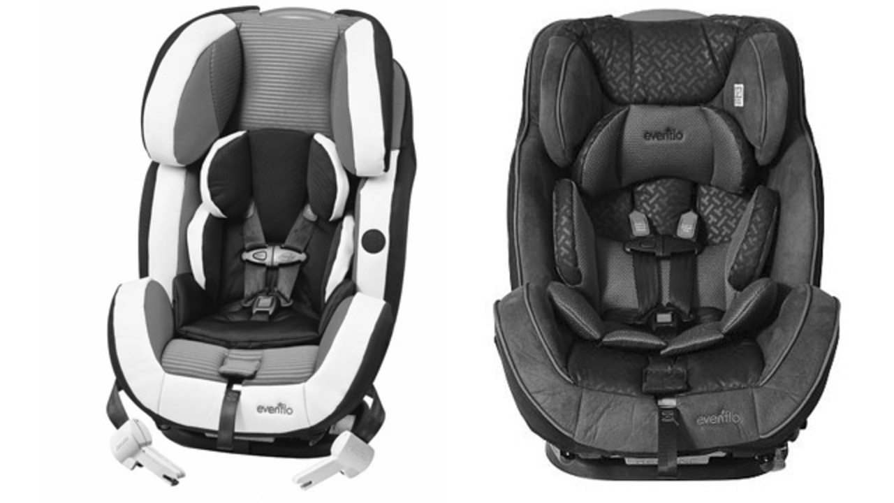 evenflo recalls 1 3 million child safety car seats. Black Bedroom Furniture Sets. Home Design Ideas