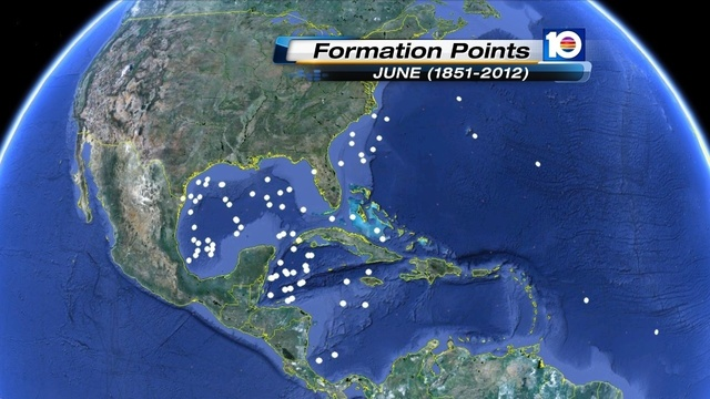 June Formation Points