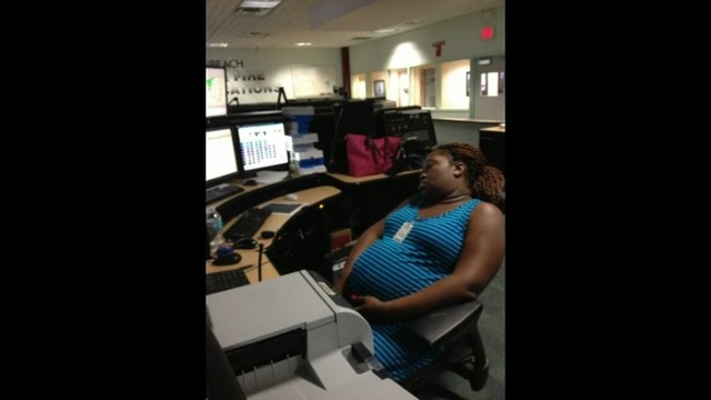 Miami Beach dispatchers allegedly asleep