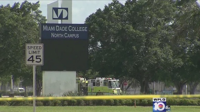 Miami Dade College north campus shooting