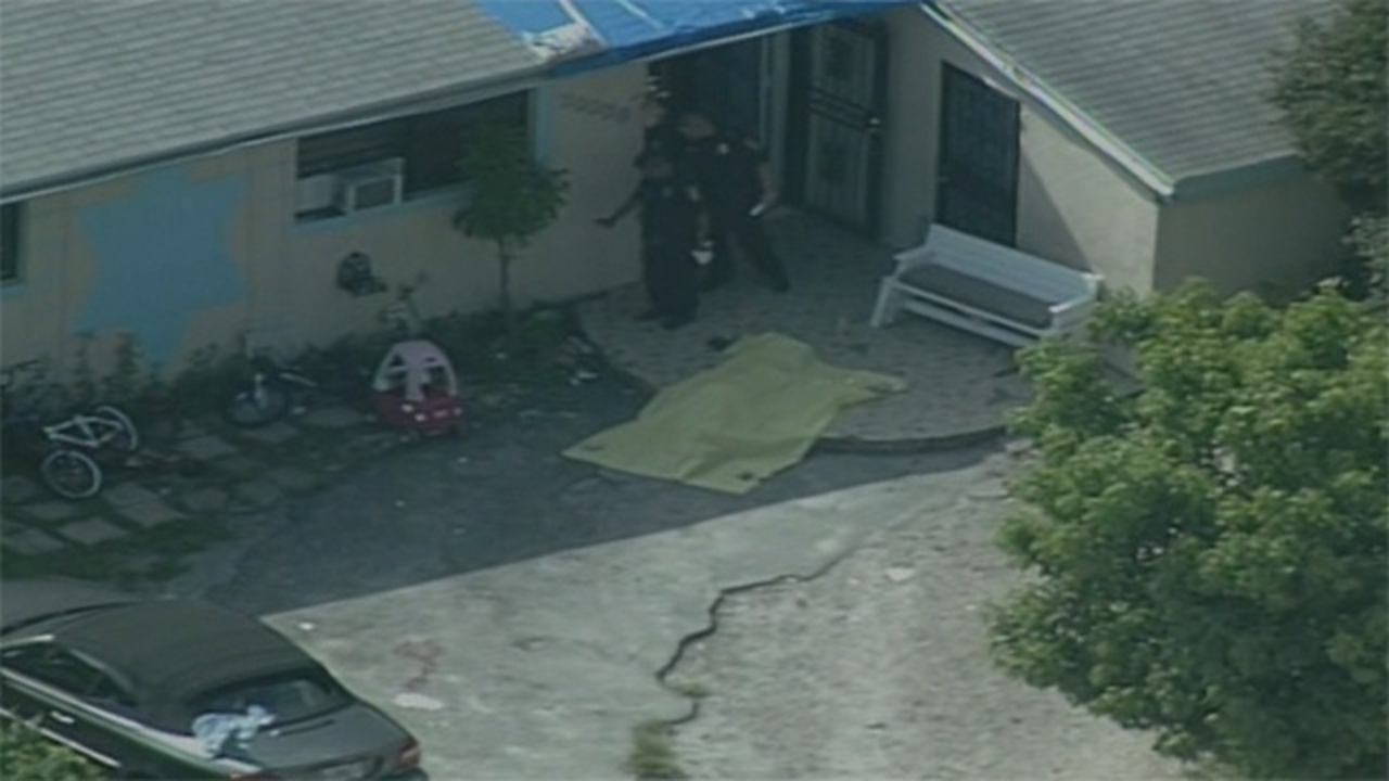 Man Shot Killed Outside Miami Gardens Home