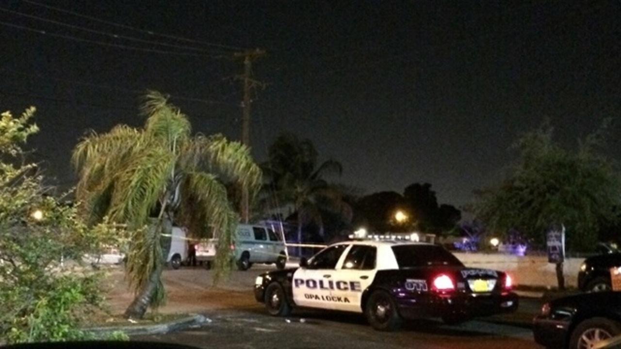 local palm beach boynton parking garage crime story
