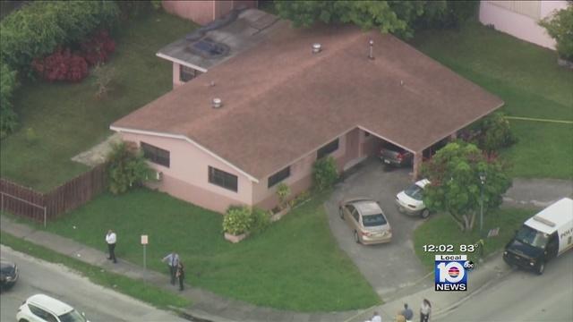 Police search for suspect in Miami Gardens