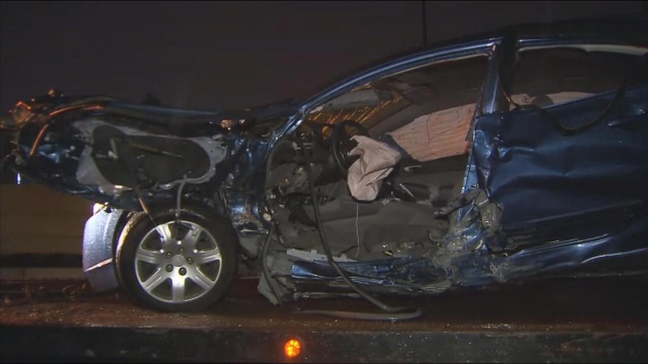 Keys News Crash Key Largo Car Fire