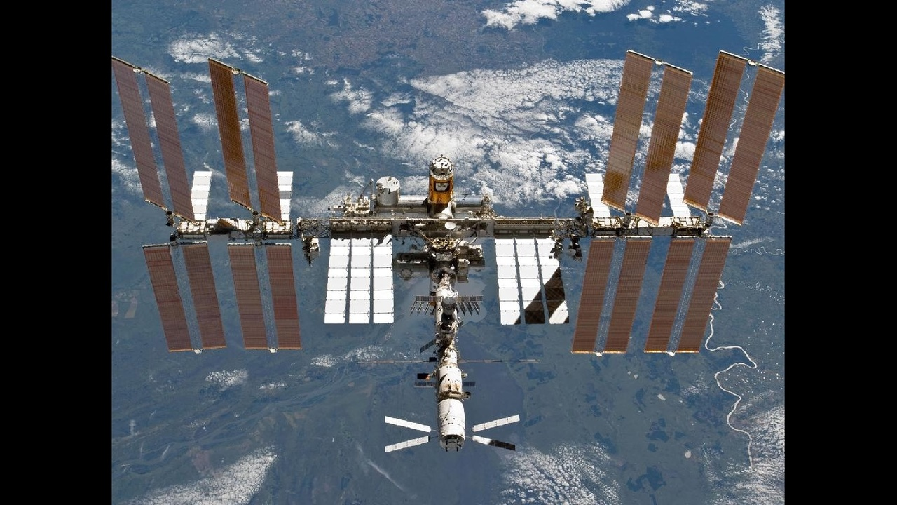 International space station to fly over south florida for Space station florida