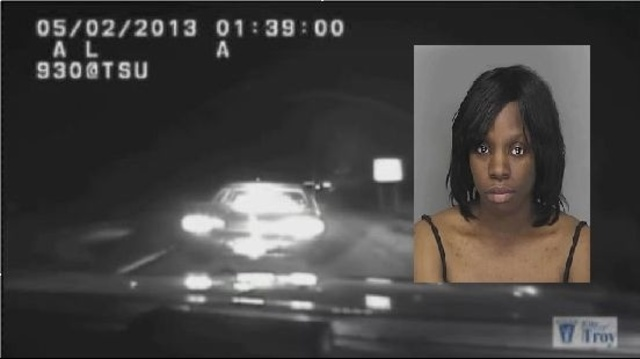 troy dash drunk driving arrest
