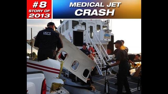 8 Medical Jet Crash