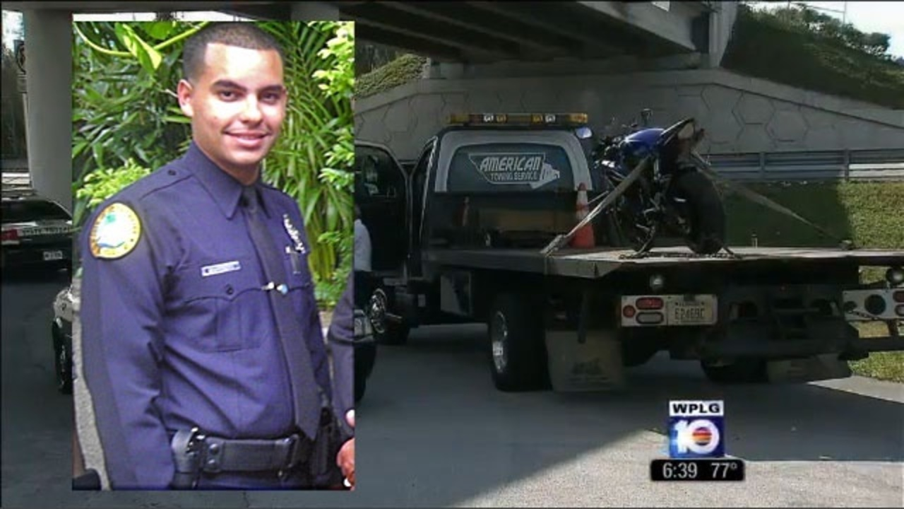 Miami Beach Police Recovered Vehicle