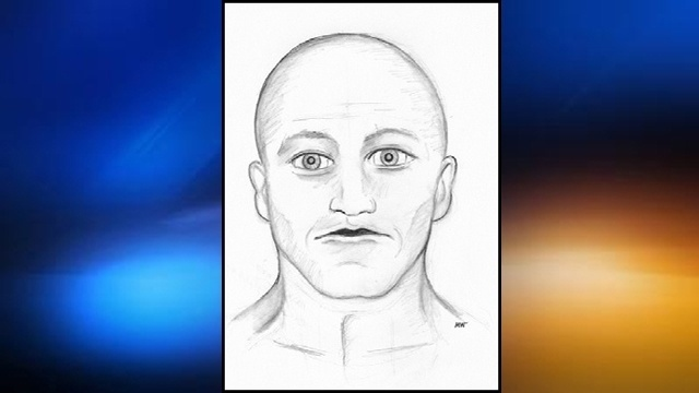 Coconut Creek robbery sketch