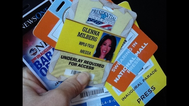 Glenna's inauguration credentials_18211080