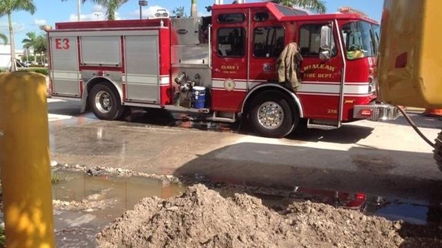 Hialeah gas leak