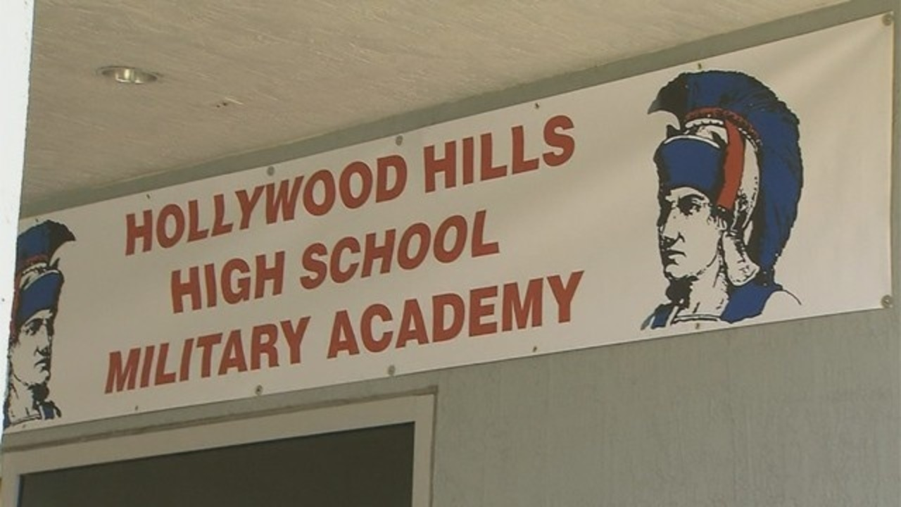 Broward To Open First Military Academy