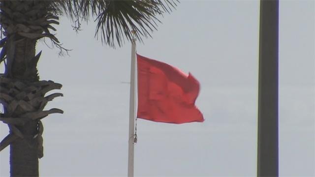 Hurricane flag