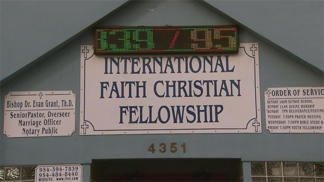 International Faith Christian Fellowship