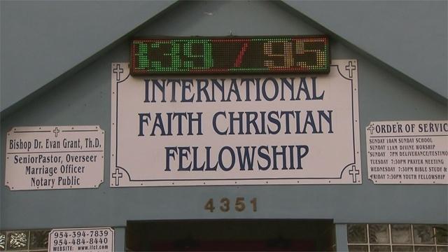 International Faith Christian Fellowship