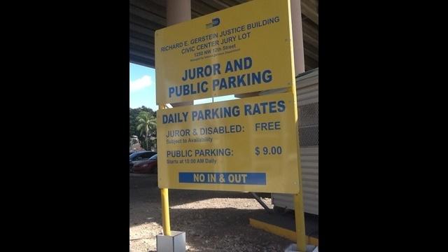 Juror parking2