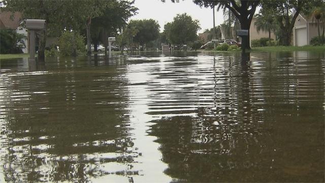 Lauderhill flooding