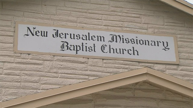 New Jerusalem Missionary Baptist Church