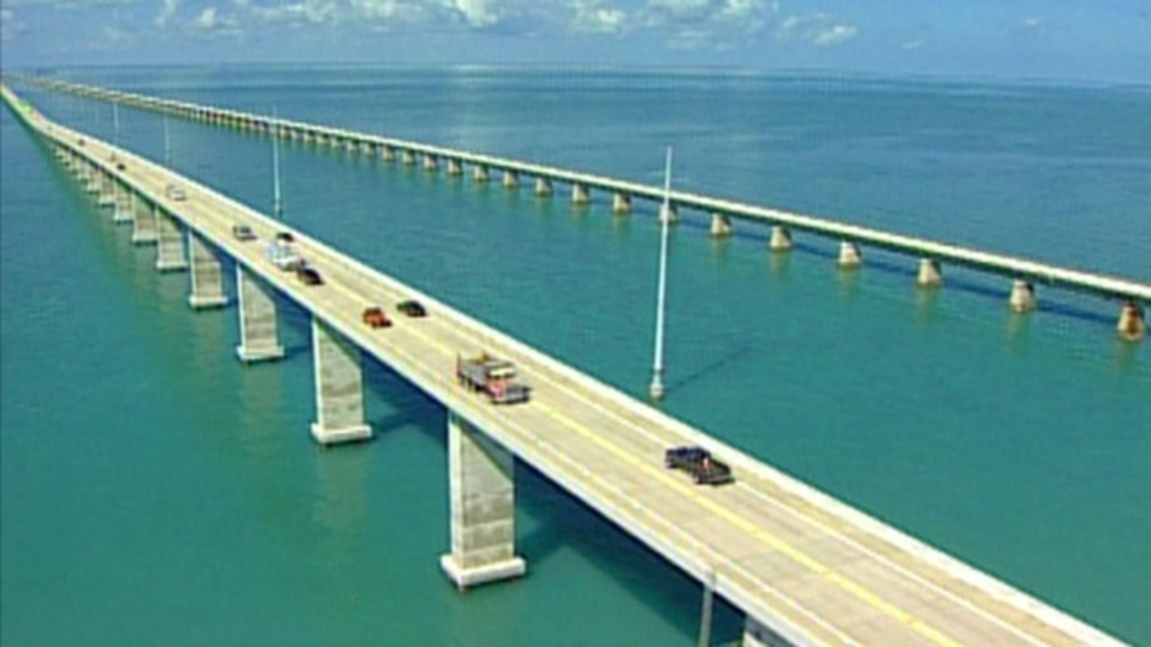 Road Construction To Close Portions Of Overseas Highway