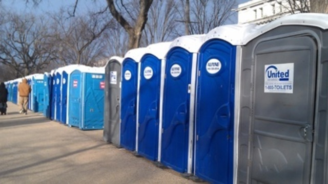 Port o potties