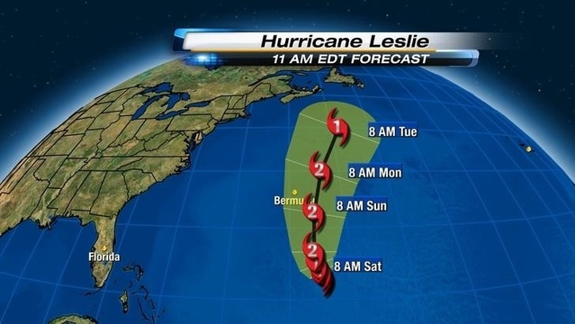 Leslie Thursday 11am