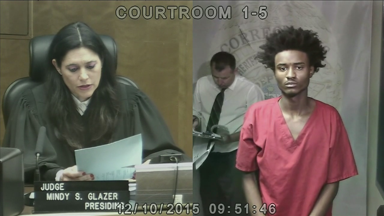 Deandre charles held without bond in fatal shooting of rabbi