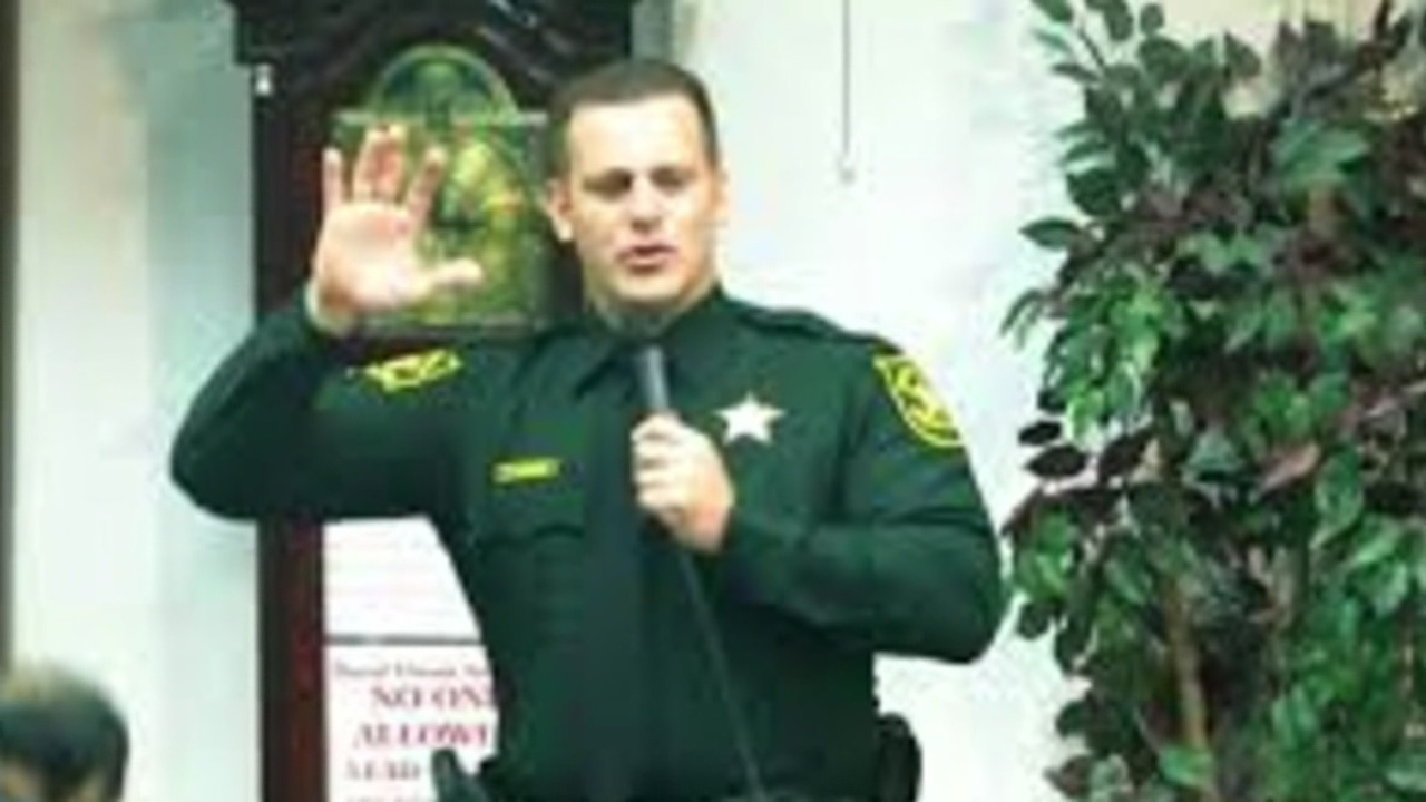 Anti-Muslim group wants Broward sheriff's deputy fired