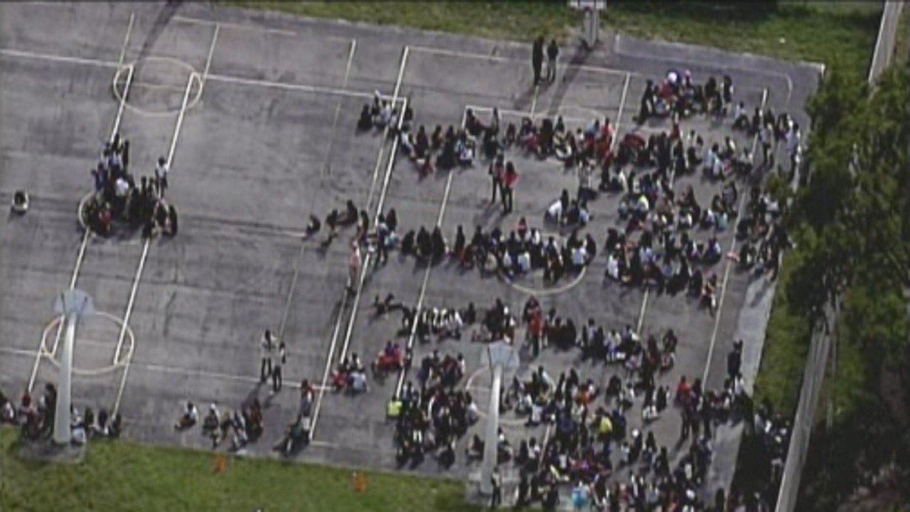 Bomb squad called to biscayne elementary school for Biscayne gardens elementary school