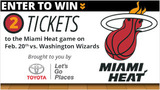 Southeast Toyota | Enter to Win 2 Tickets to the Miami Heat Game