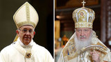Russian Orthodox Patriarch Kirill arrives in Cuba