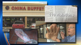 Restaurant with 110 violations ordered shut again