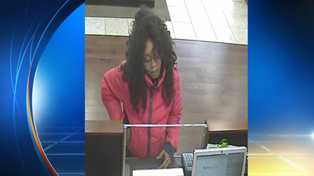 Fbi Searches For Woman Who Robbed Fort Lauderdale Chase Bank