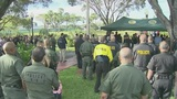 Police salute fallen K-9s in Miami-Dade County