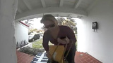 S. Fla. homeowner claims woman stole package from doorstep