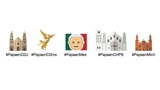 Twitter releases emojis for Pope Fracis