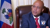 Interview with Haitian President Michel Martelly