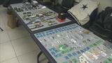 Guns, jewelry, other items stolen during door knock burglaries