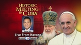 Patriarch has busy day in Cuba before Pope Francis meeting